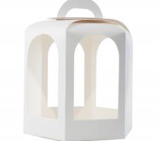 Коробка для пасхи 13×13×13см