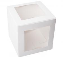 Коробка для пасхи 15×15×15см