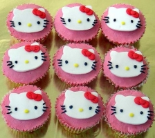 CUP-CAKE Наборы (Hello Kitty)
