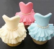 """CUP-CAKE Свадебный набор """"Подружка невесты"""""""