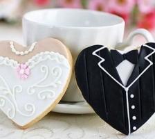 "Печенье  ""Жених и Невеста"""