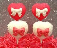 "Cake Pops ""Сердца"""