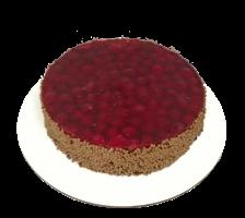ВЕГАНСКИЙ торт Вишнево-шоколадный
