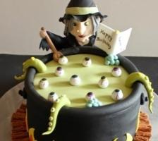 """Торт """"Магическое зелье"""""""