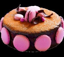 Торт Макаронс №1