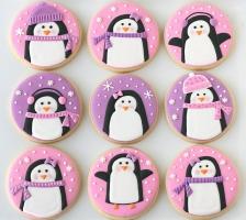 """Набор печенья """"Пингвины"""""""