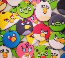 """Набор печенья """"Angry Birds"""""""