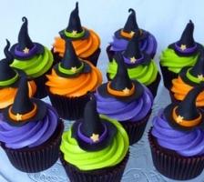 """CUP-CAKE """"Шляпки ведьмы"""""""