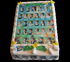 """Торт """"Школьный альбом"""""""