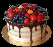 Торт Летний