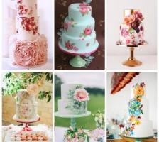 Свадебные торты без глютена или лактозы